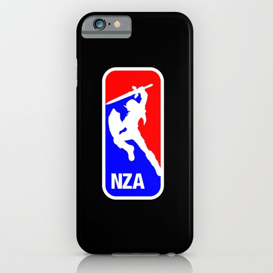 National Zelda Association (Link / Major League / Mashup / Parody) iPhone & iPod Case