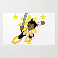 Astro Boy Bonifacio Rug