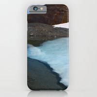 iPhone & iPod Case featuring Ice Lake by Todd Langland