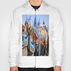 Haufbraugh Horses Hoody
