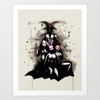 No Rest For The Wicked Art Print
