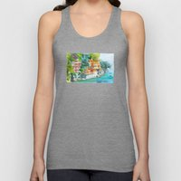 Dream place Unisex Tank Top