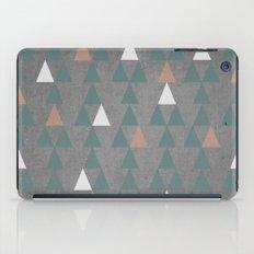 Concrete & Pattern iPad Case