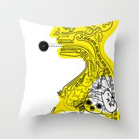 Cake For Two Throw Pillow
