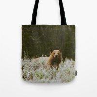 Bush Bear Tote Bag