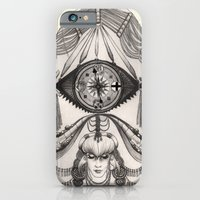 Thoughts Compass iPhone 6 Slim Case