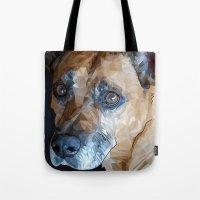 Mosley Dog Tote Bag