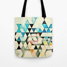 Geometric W1 Tote Bag