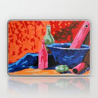 Still life collage Laptop & iPad Skin