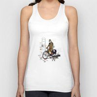 Parisian Dream Unisex Tank Top