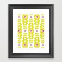 Cortlan   LimeAid Framed Art Print