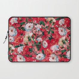 Laptop Sleeve - Rose Red - RIZA PEKER