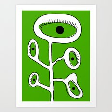 They Do Very Well Art Print
