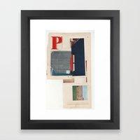 mayp Framed Art Print