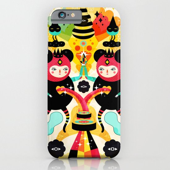 Rainbow Love iPhone & iPod Case