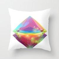 Pleiades Throw Pillow