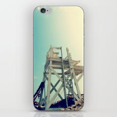 End of Summer Nostalgia II iPhone & iPod Skin