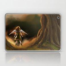 Under the Great Old Tree Laptop & iPad Skin
