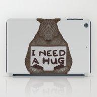 I Need A Hug iPad Case