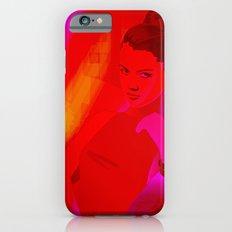 magenta baby Slim Case iPhone 6s
