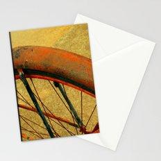 Vintage Bike Fall Home Decor Color Stationery Cards