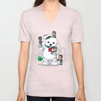 Puft Buddies Unisex V-Neck