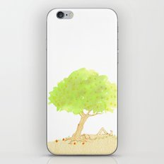 Relax moment iPhone & iPod Skin