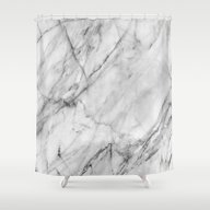 Shower Curtain featuring Marble by Patterns And Texture…