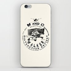 M and C incorporated iPhone & iPod Skin