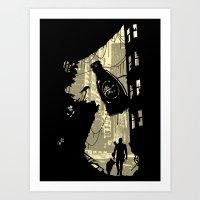 Life After Vault 111 Art Print