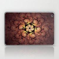 Little Pink Swirls Laptop & iPad Skin