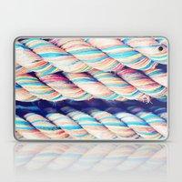 Rainbow Rope Laptop & iPad Skin