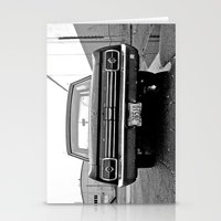 Fairlane taillights Stationery Cards
