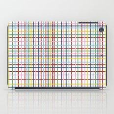 Rainbow Weave iPad Case