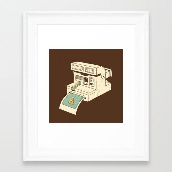 Insta gram Framed Art Print