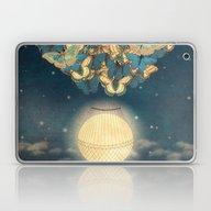 The Rising Moon  Laptop & iPad Skin
