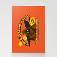Jawa Trading Post Stationery Cards