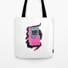 BLK HOLE Tote Bag