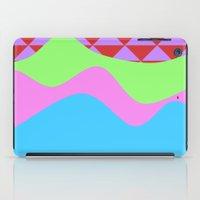 Tribal Waves iPad Case