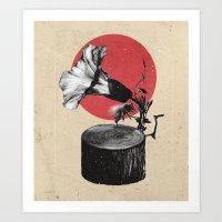 Gramophone Art Print