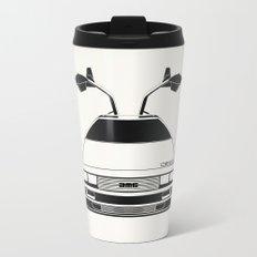 Delorean DMC 12 / Time machine / 1985 Travel Mug