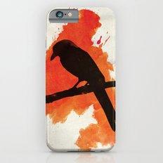 Dark Wings, Dark Words iPhone 6s Slim Case