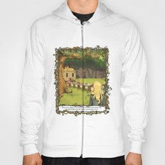 The March Hare and the Hatter Hoody