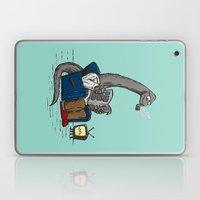 The Dadasaurus Laptop & iPad Skin