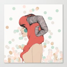 Aries 2.0 Canvas Print