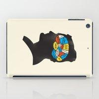 Stevesy Phrenology iPad Case