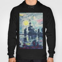 Magical City Evening Hoody