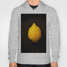 Yellow Lemon Hoody