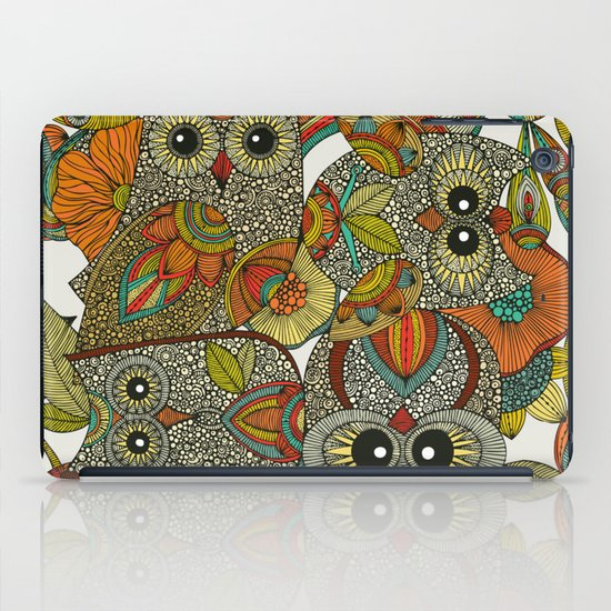 4 Owls iPad Case