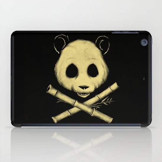 The Jolly Panda iPad Case